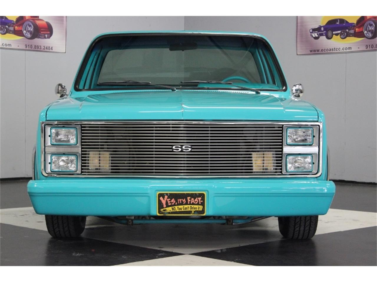 Large Picture of 1981 Chevrolet C10 located in North Carolina Offered by East Coast Classic Cars - MDDW