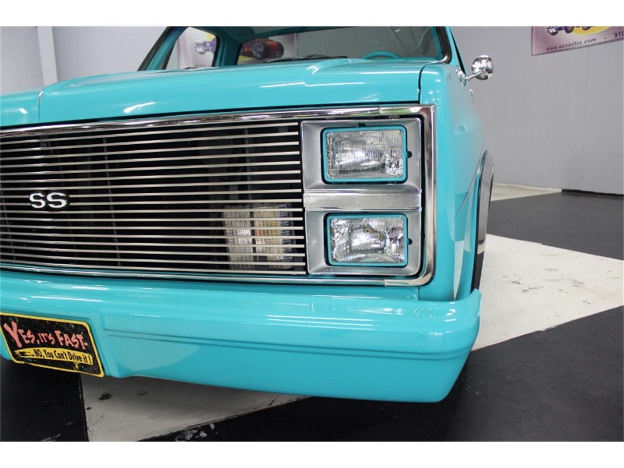 Large Picture of 1981 C10 located in Lillington North Carolina - $27,000.00 - MDDW