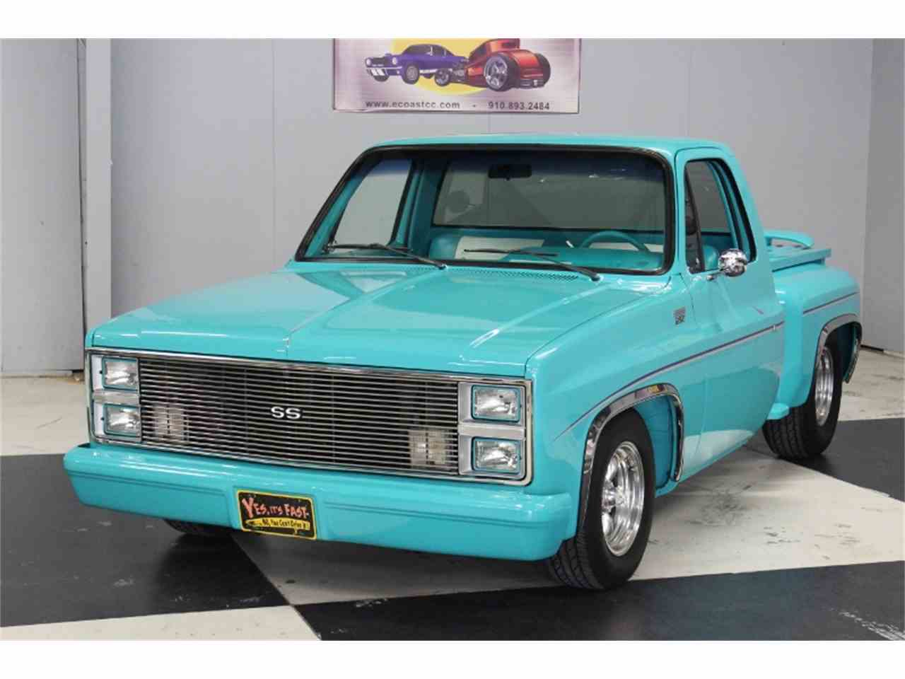 Large Picture of '81 C10 - MDDW