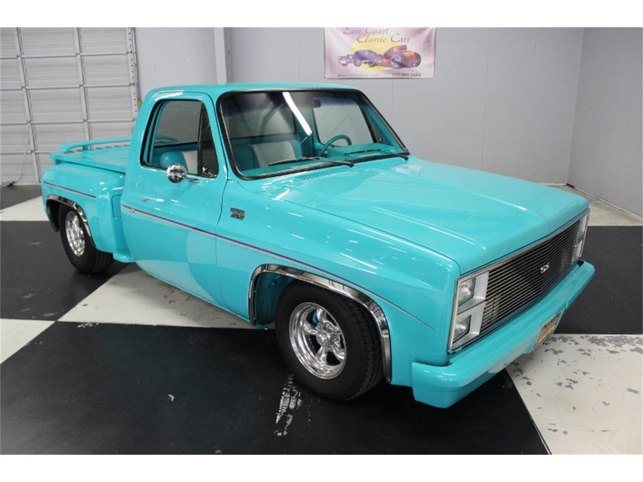 Large Picture of '81 C10 located in North Carolina - $27,000.00 Offered by East Coast Classic Cars - MDDW