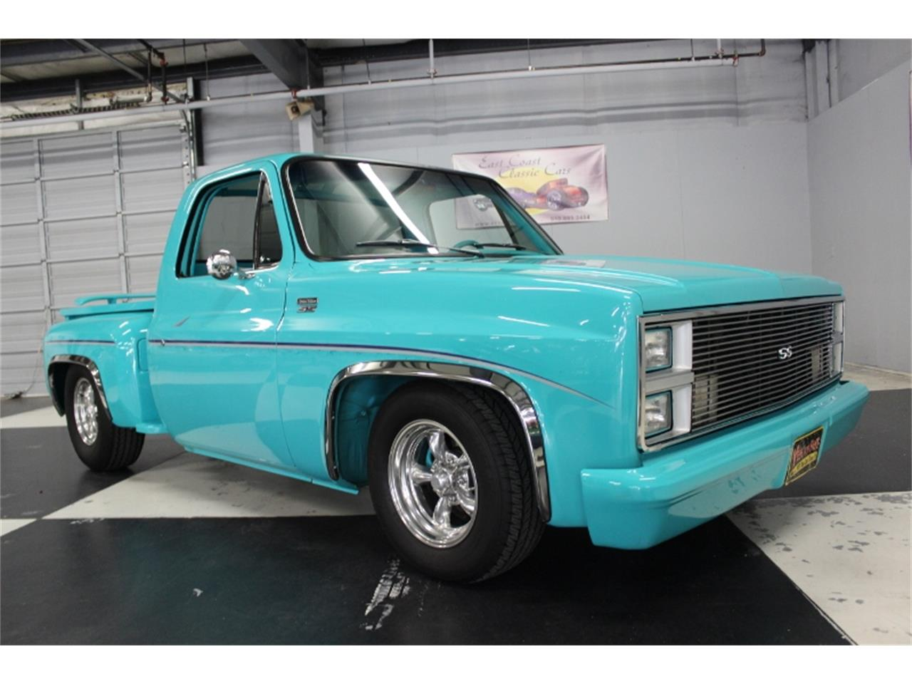 Large Picture of 1981 Chevrolet C10 Offered by East Coast Classic Cars - MDDW