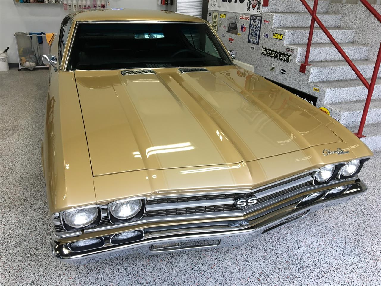 Large Picture of '69 Chevelle SS - MDE0