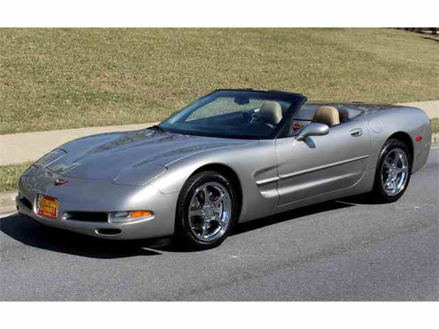 Picture of '01 Corvette - MDE9