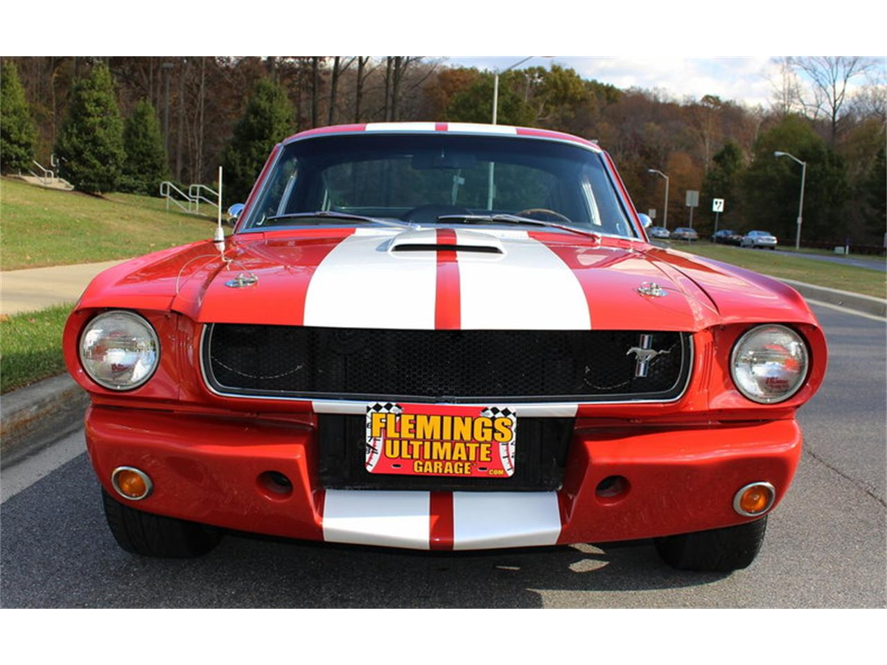 1965 ford mustang gt350 for sale cc for Garage ford vernon