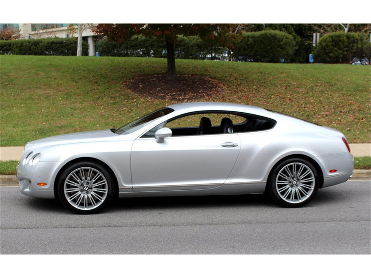Large Picture of '08 Bentley Continental Offered by Flemings Ultimate Garage - MDEM