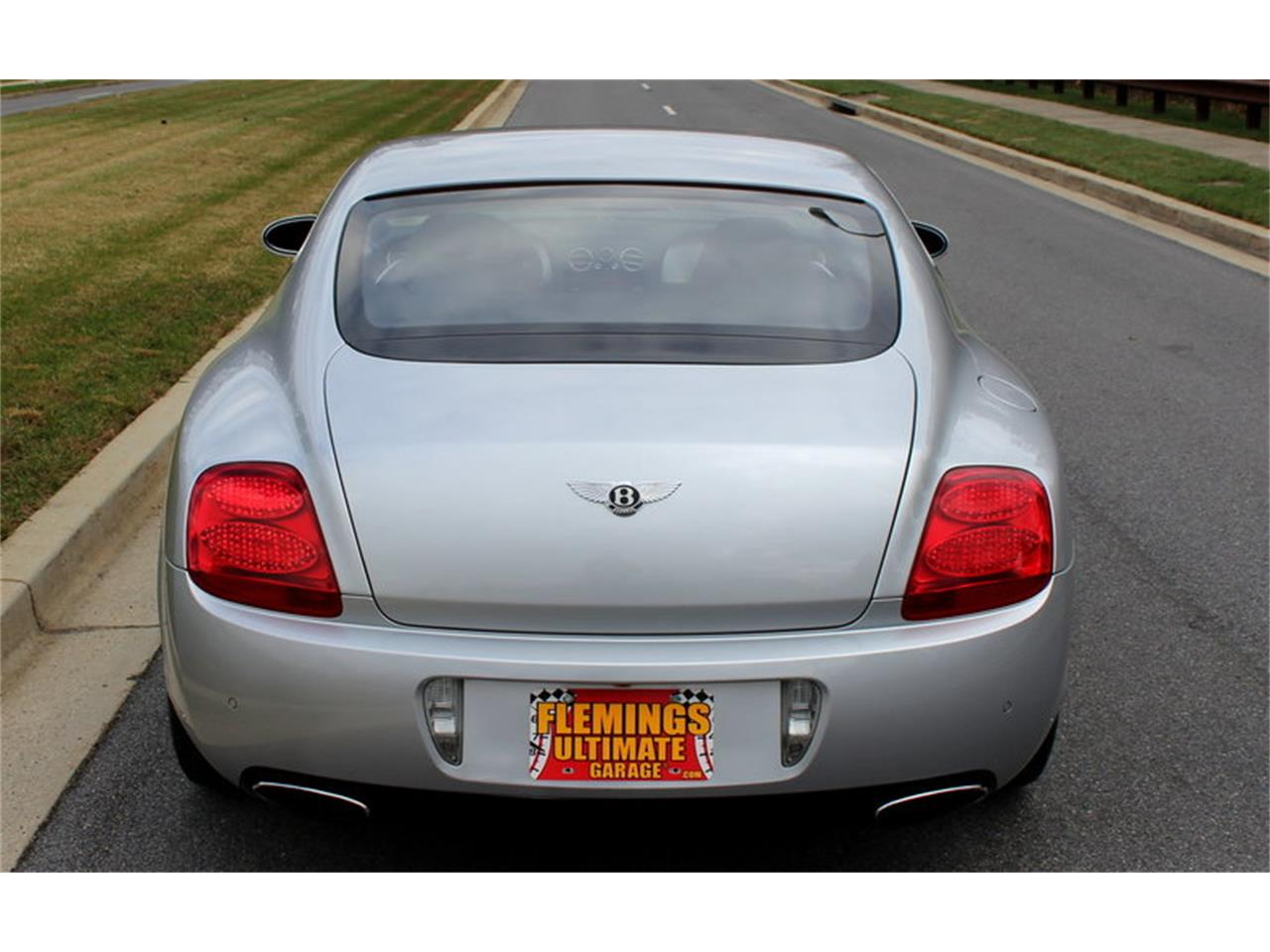 Large Picture of 2008 Bentley Continental located in Maryland - $69,990.00 Offered by Flemings Ultimate Garage - MDEM
