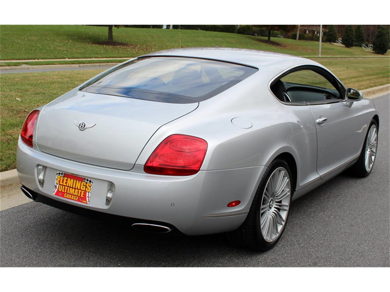Large Picture of 2008 Bentley Continental located in Maryland - $69,990.00 - MDEM