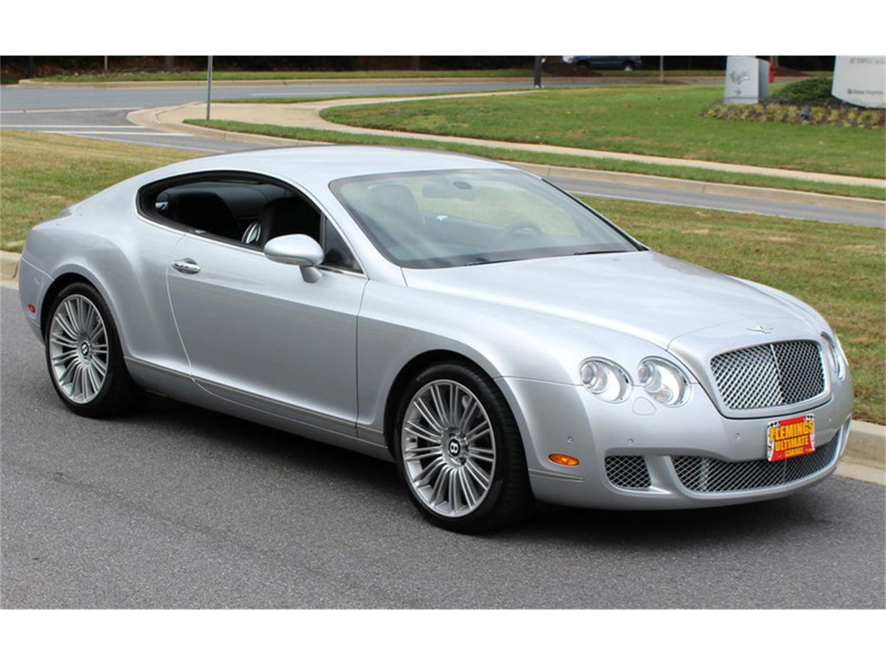 Large Picture of 2008 Bentley Continental located in Maryland Offered by Flemings Ultimate Garage - MDEM