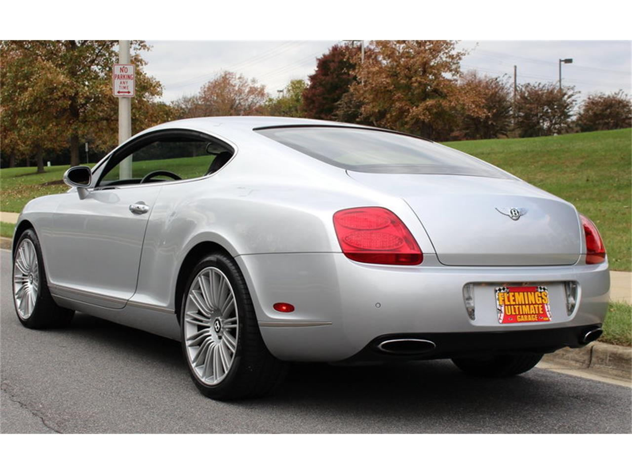 Large Picture of 2008 Bentley Continental - MDEM