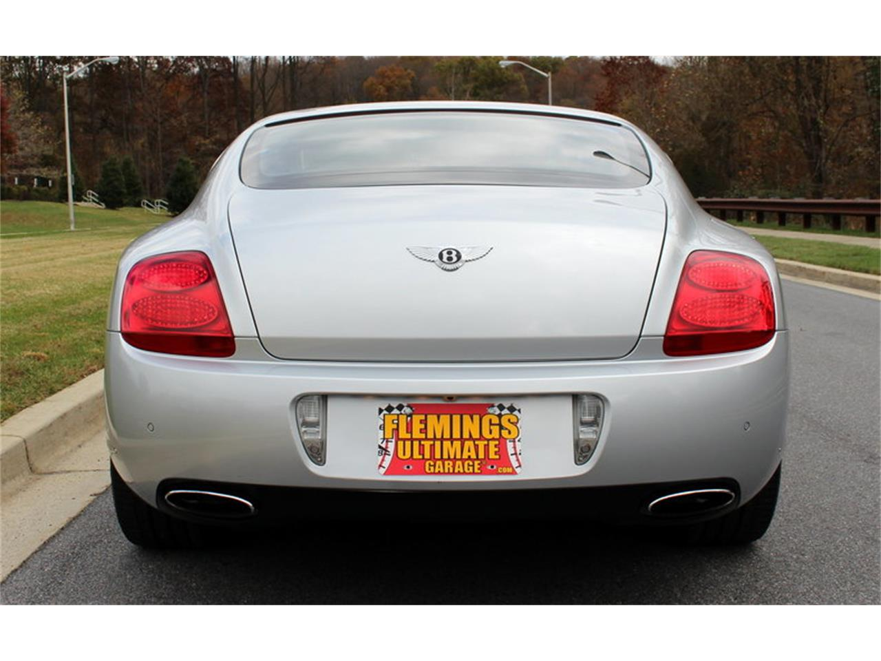 Large Picture of '08 Bentley Continental located in Rockville Maryland Offered by Flemings Ultimate Garage - MDEM