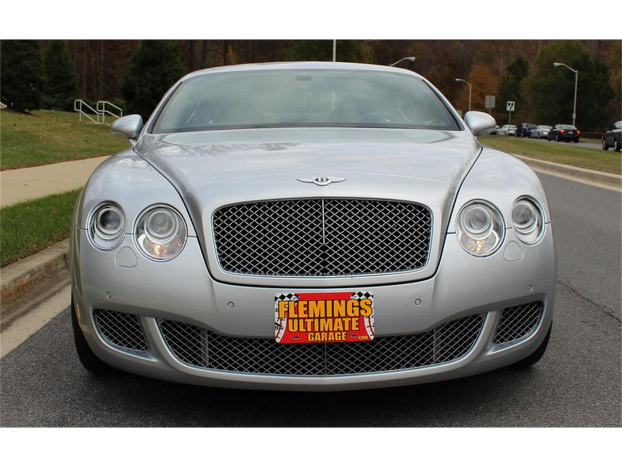 Large Picture of 2008 Bentley Continental located in Rockville Maryland - MDEM