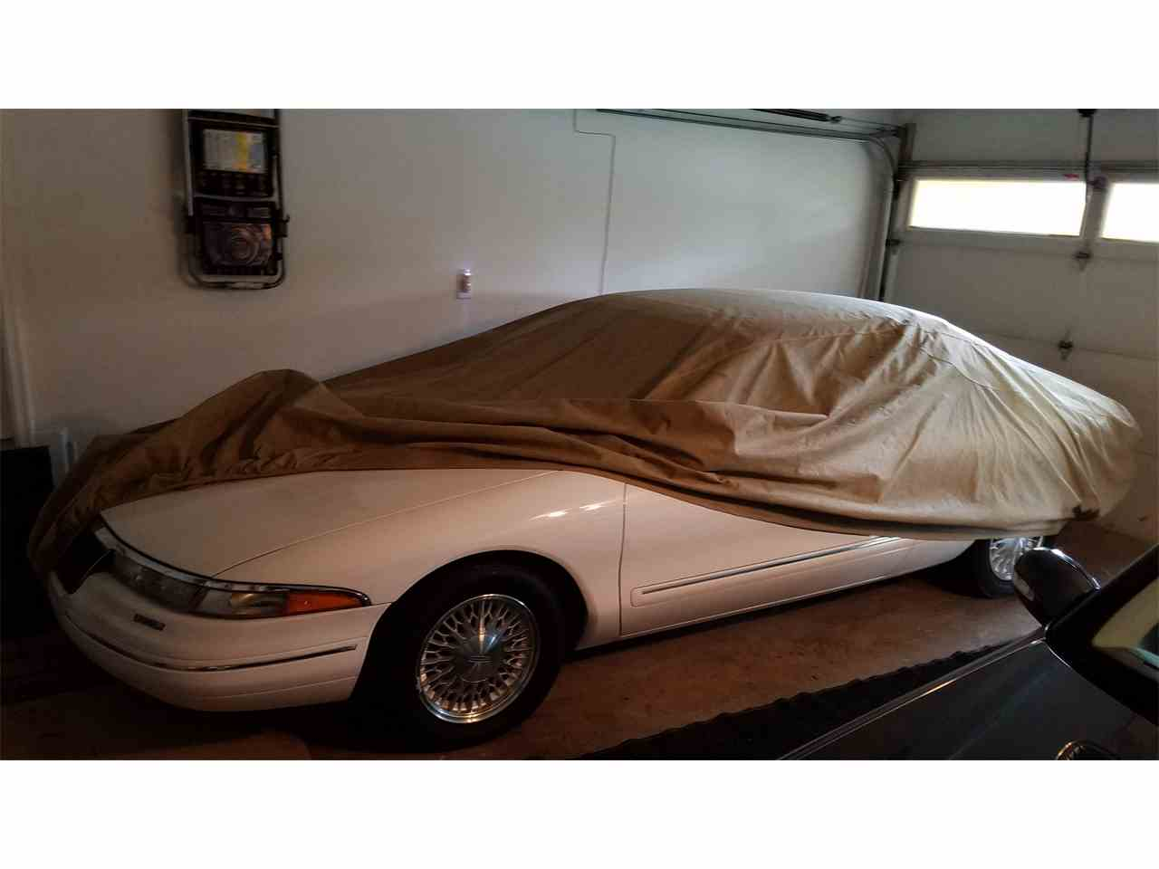 Large Picture of '95 Mark VIII - MARK