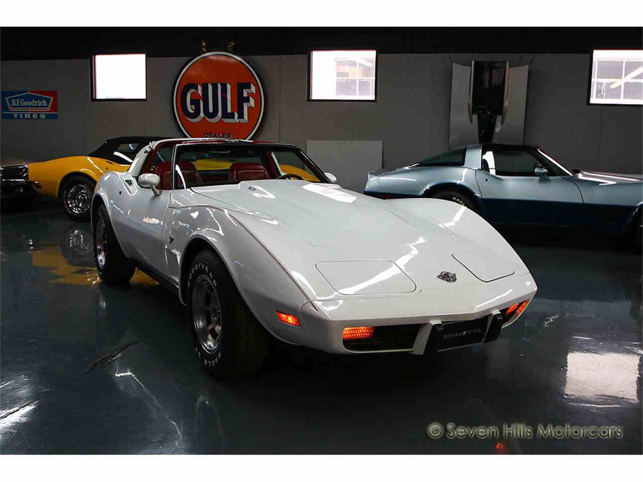 Large Picture of '78 Corvette - MDFL