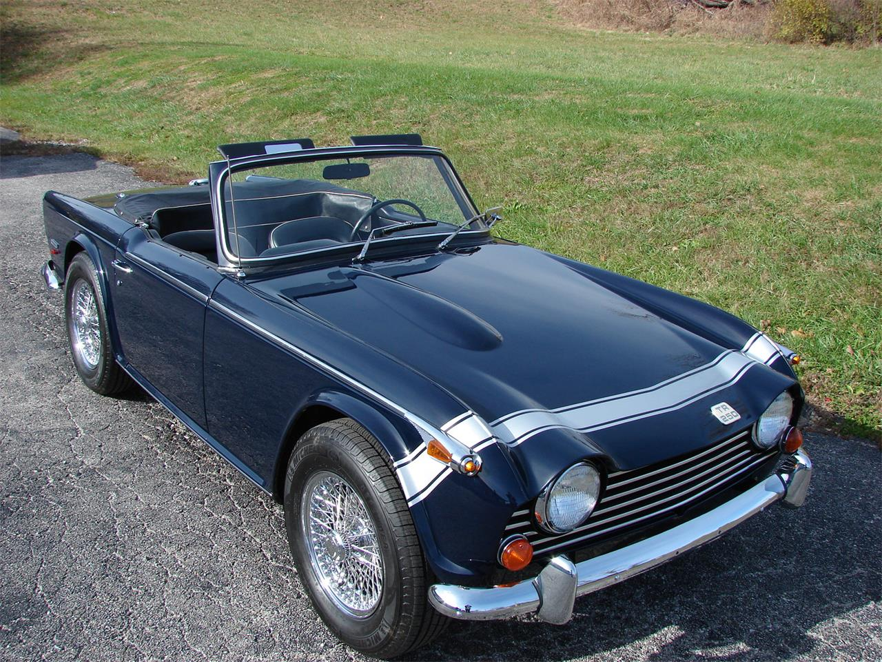 Large Picture of '68 TR250 - MDFS