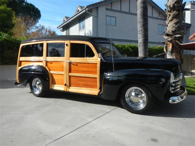 Picture of '47 Woody Wagon - MDFT