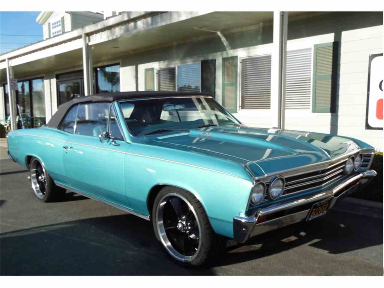 Large Picture of '67 Chevelle Malibu - MDG3