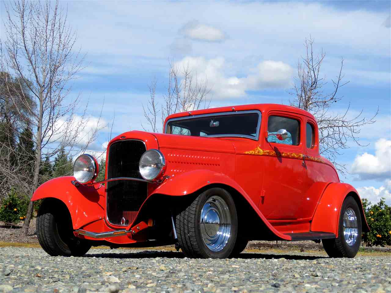 1932 Ford 5-Window Coupe for Sale | ClassicCars.com | CC-1040386