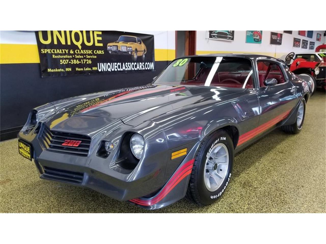 Large Picture of '80 Camaro Z28 - MDHD