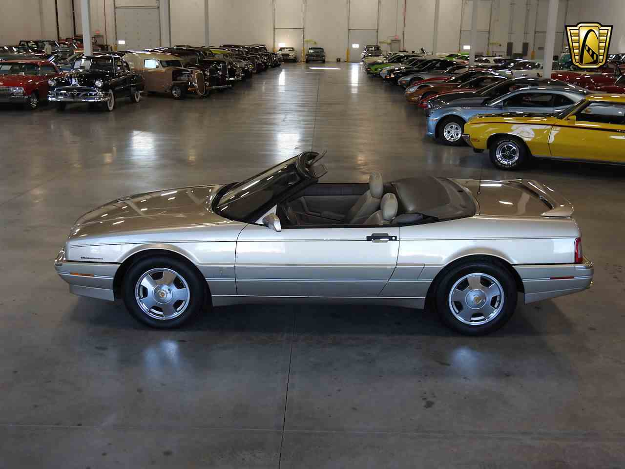 Large Picture of '93 Cadillac Allante - $8,995.00 Offered by Gateway Classic Cars - Milwaukee - MDHG