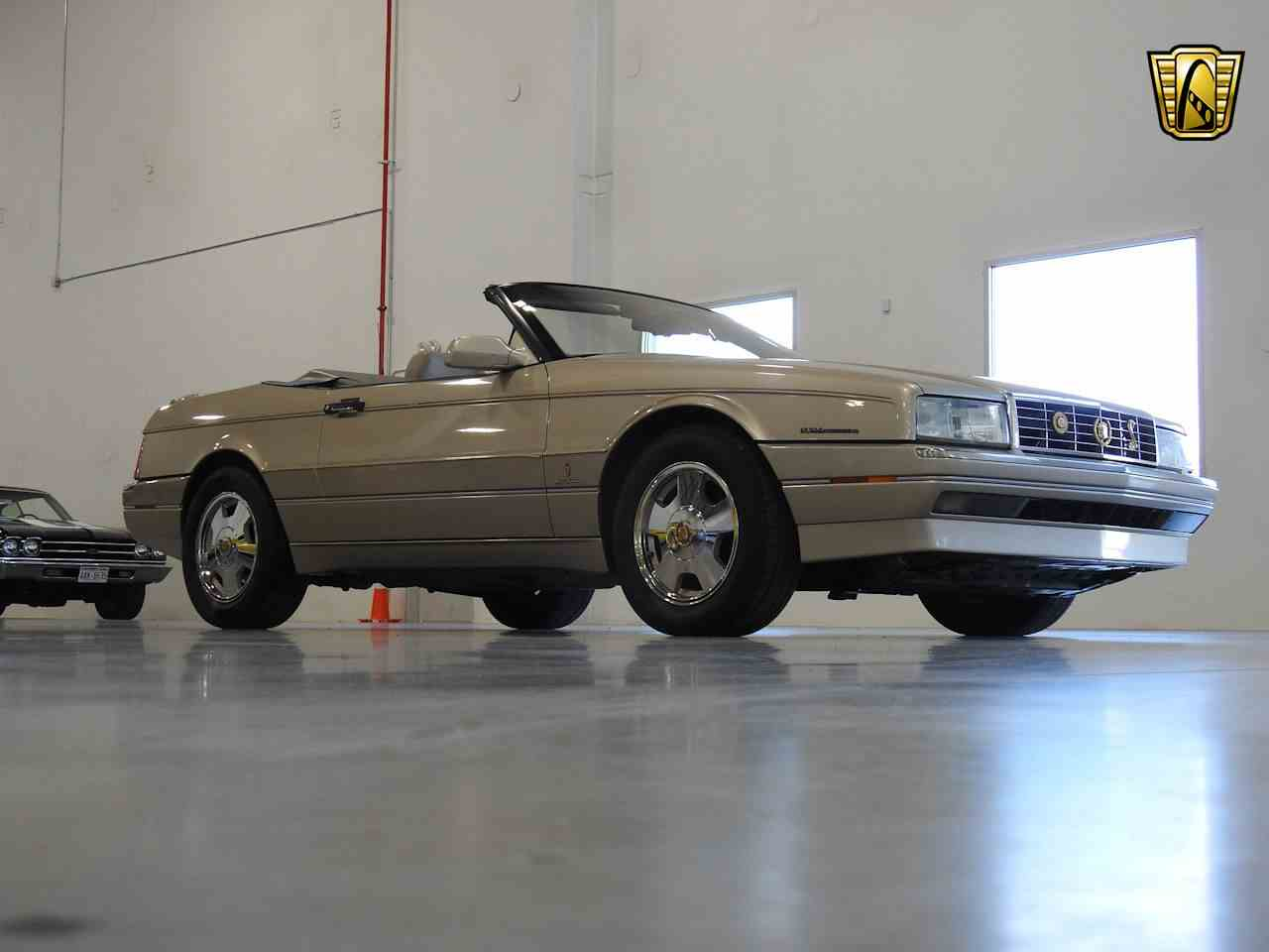 Large Picture of '93 Allante Offered by Gateway Classic Cars - Milwaukee - MDHG