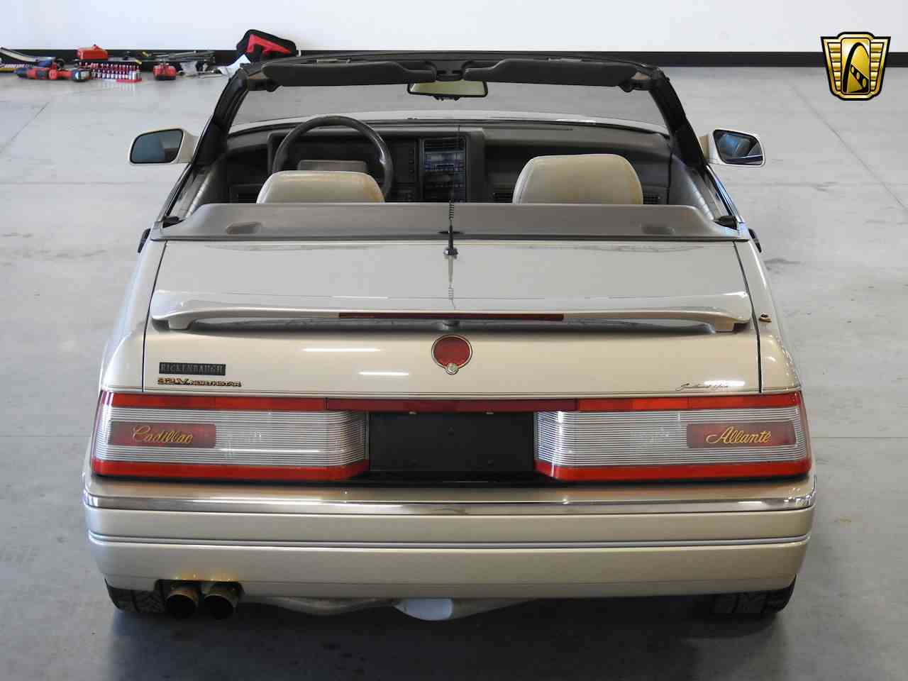 Large Picture of 1993 Cadillac Allante - $8,995.00 - MDHG