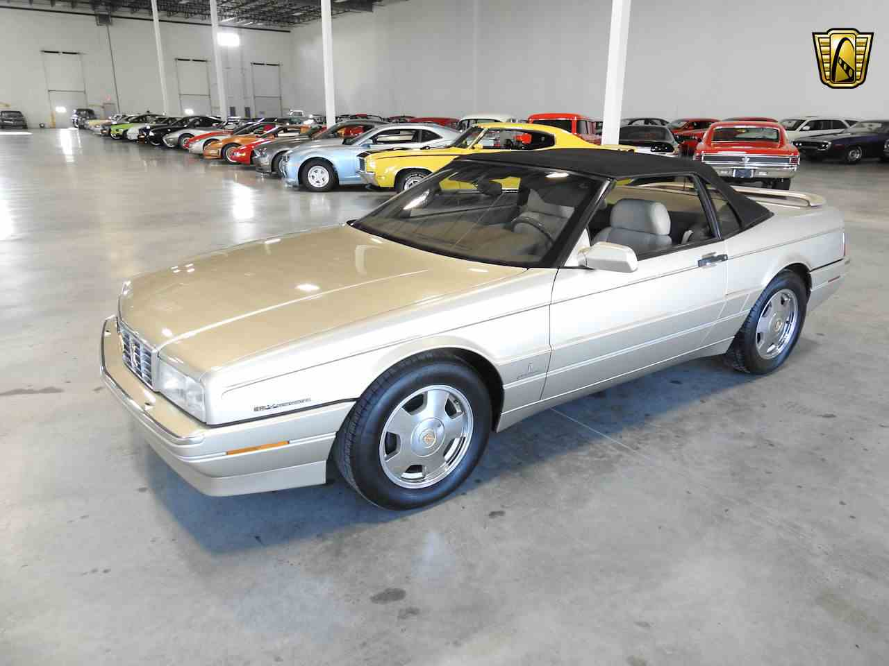 Large Picture of 1993 Cadillac Allante located in Wisconsin - $8,995.00 Offered by Gateway Classic Cars - Milwaukee - MDHG