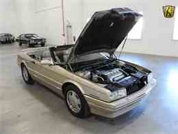 Picture of 1993 Cadillac Allante located in Wisconsin Offered by Gateway Classic Cars - Milwaukee - MDHG