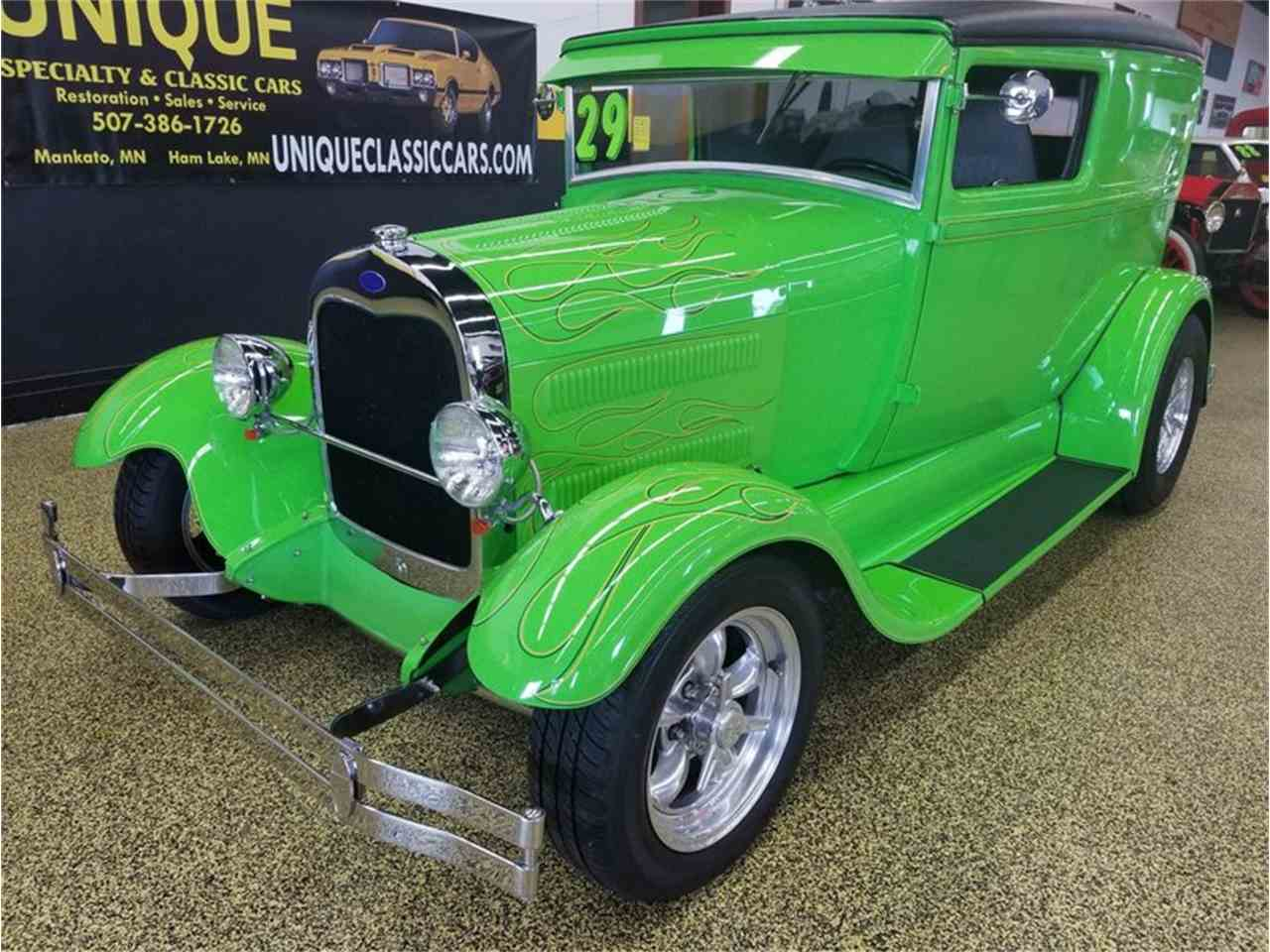 1929 Ford Model A Sedan Delivery for Sale | ClassicCars.com | CC ...