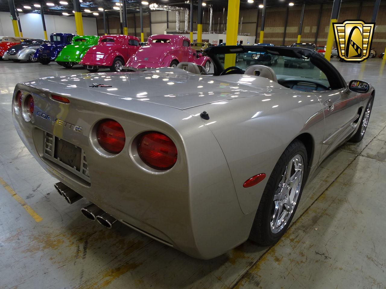 Large Picture of '99 Chevrolet Corvette located in New Jersey Offered by Gateway Classic Cars - Philadelphia - MDHY