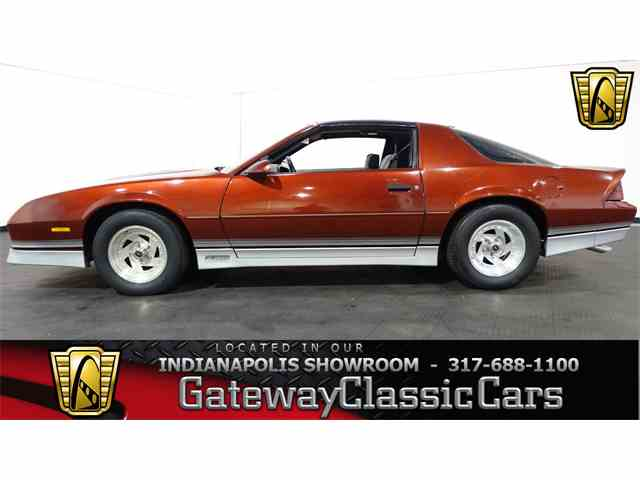 Picture of 1986 Chevrolet Camaro located in Indianapolis Indiana - $10,595.00 - MDHZ