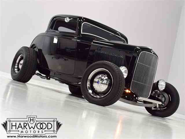Picture of '32 3-Window Coupe - MART