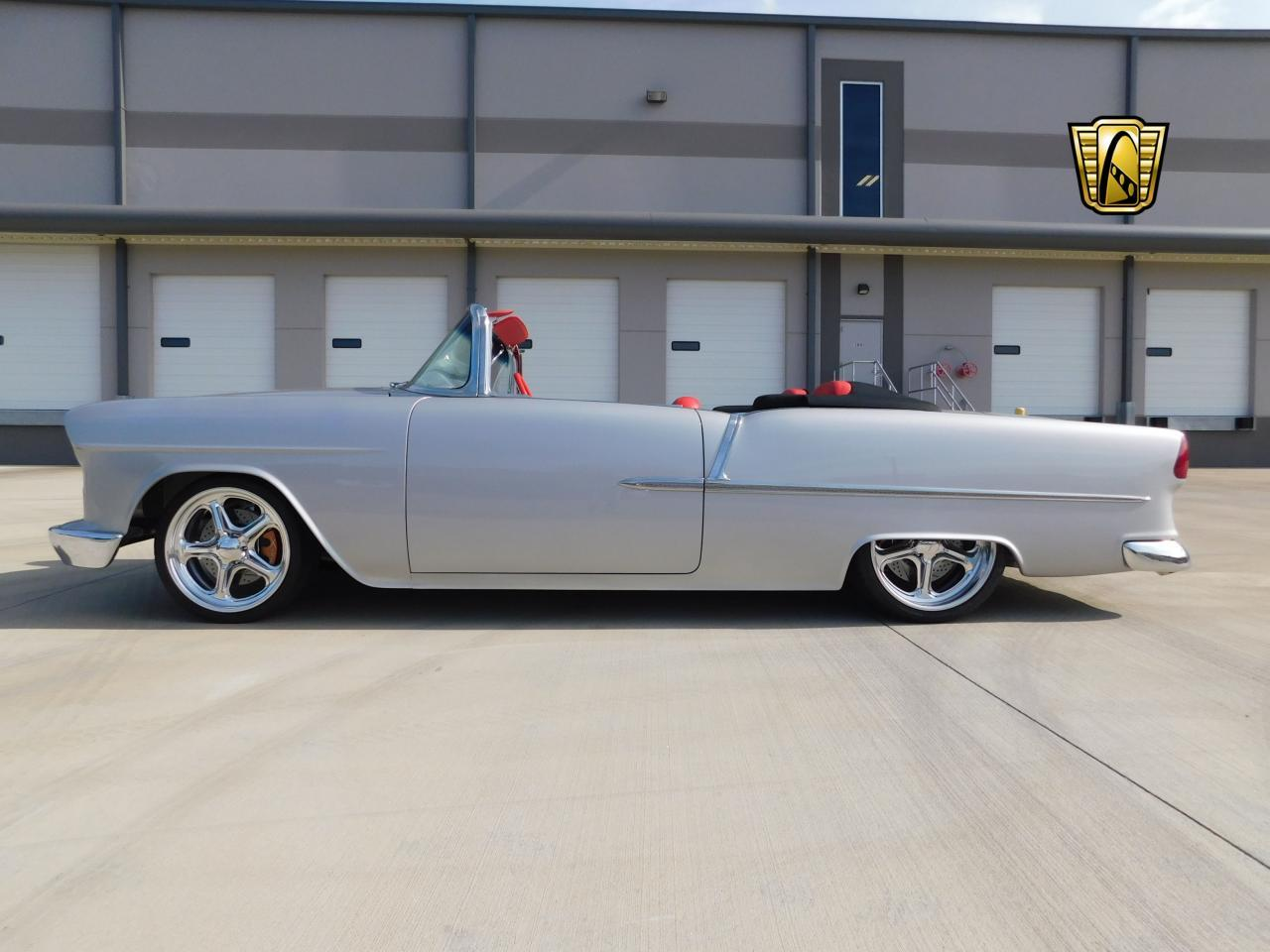 Large Picture of Classic 1955 Bel Air Offered by Gateway Classic Cars - Atlanta - MDI3