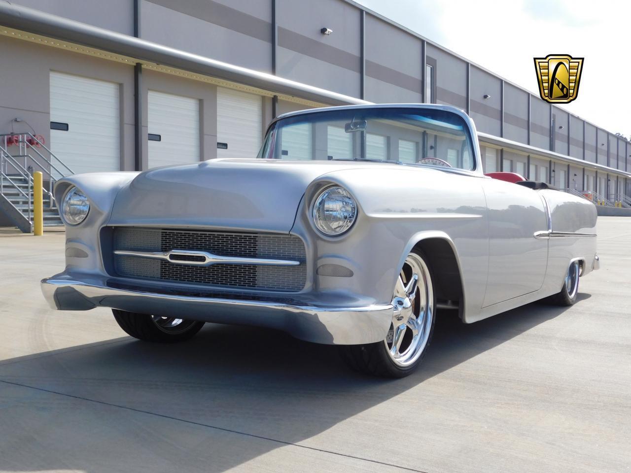Large Picture of Classic 1955 Chevrolet Bel Air located in Georgia - $199,000.00 - MDI3