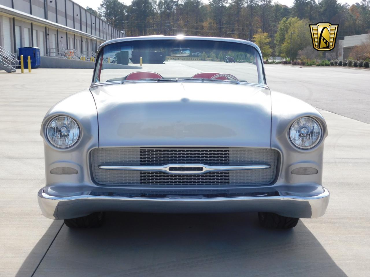 Large Picture of Classic 1955 Bel Air located in Georgia - $199,000.00 Offered by Gateway Classic Cars - Atlanta - MDI3