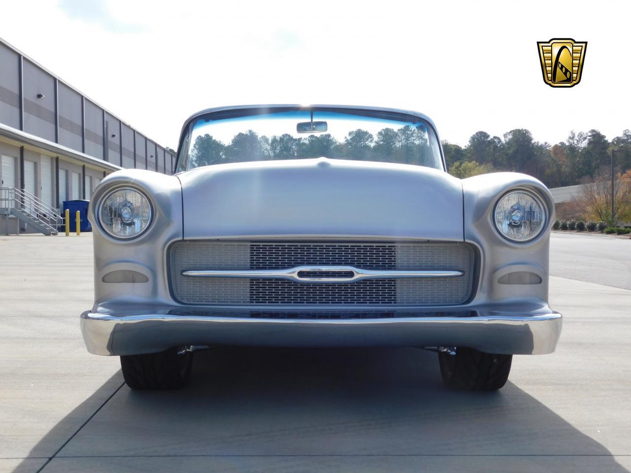 Large Picture of Classic '55 Bel Air located in Alpharetta Georgia - $199,000.00 Offered by Gateway Classic Cars - Atlanta - MDI3