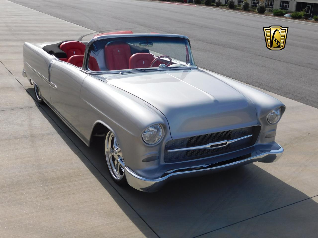 Large Picture of 1955 Bel Air located in Georgia - $199,000.00 Offered by Gateway Classic Cars - Atlanta - MDI3