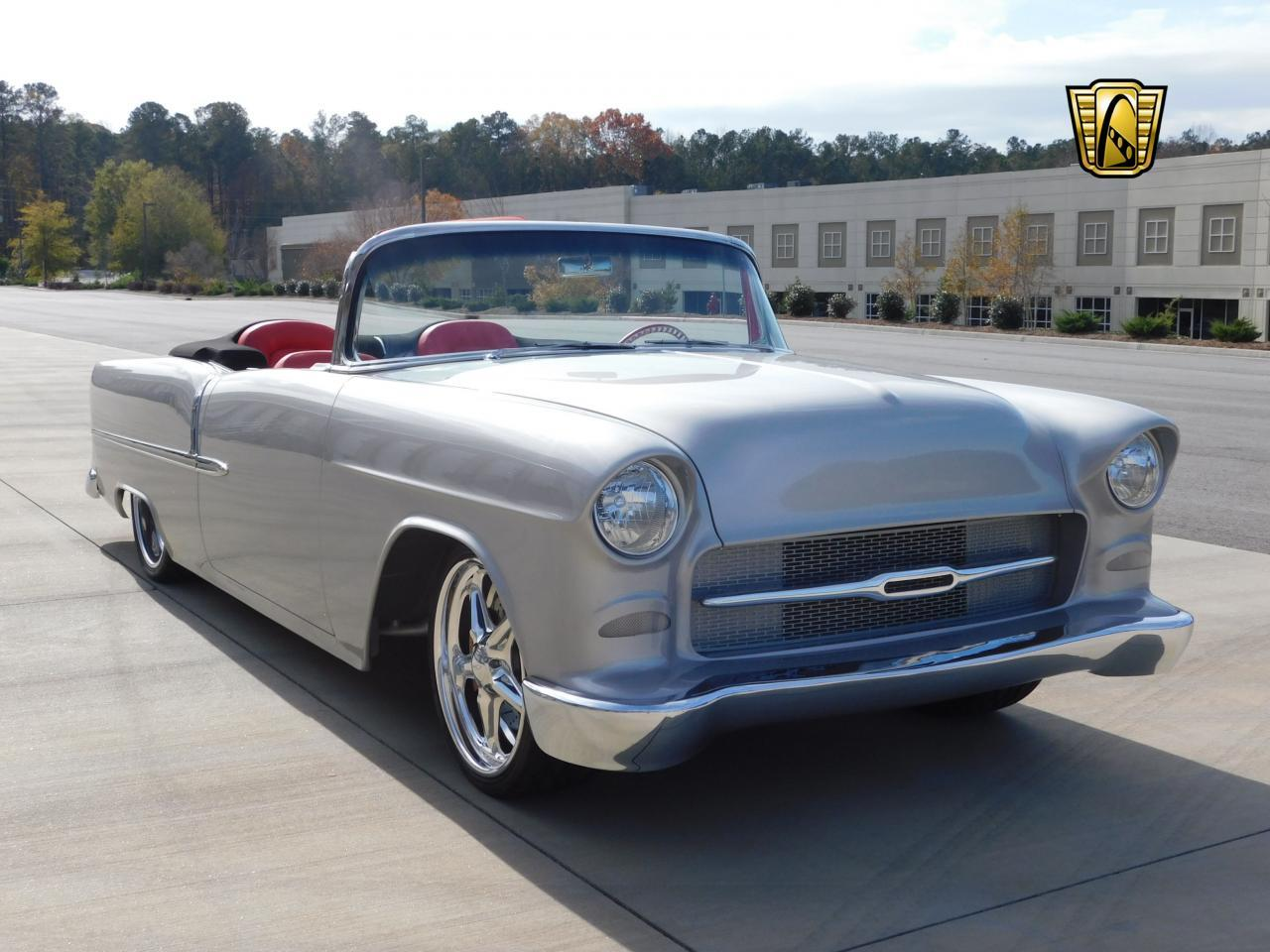 Large Picture of Classic '55 Chevrolet Bel Air - MDI3