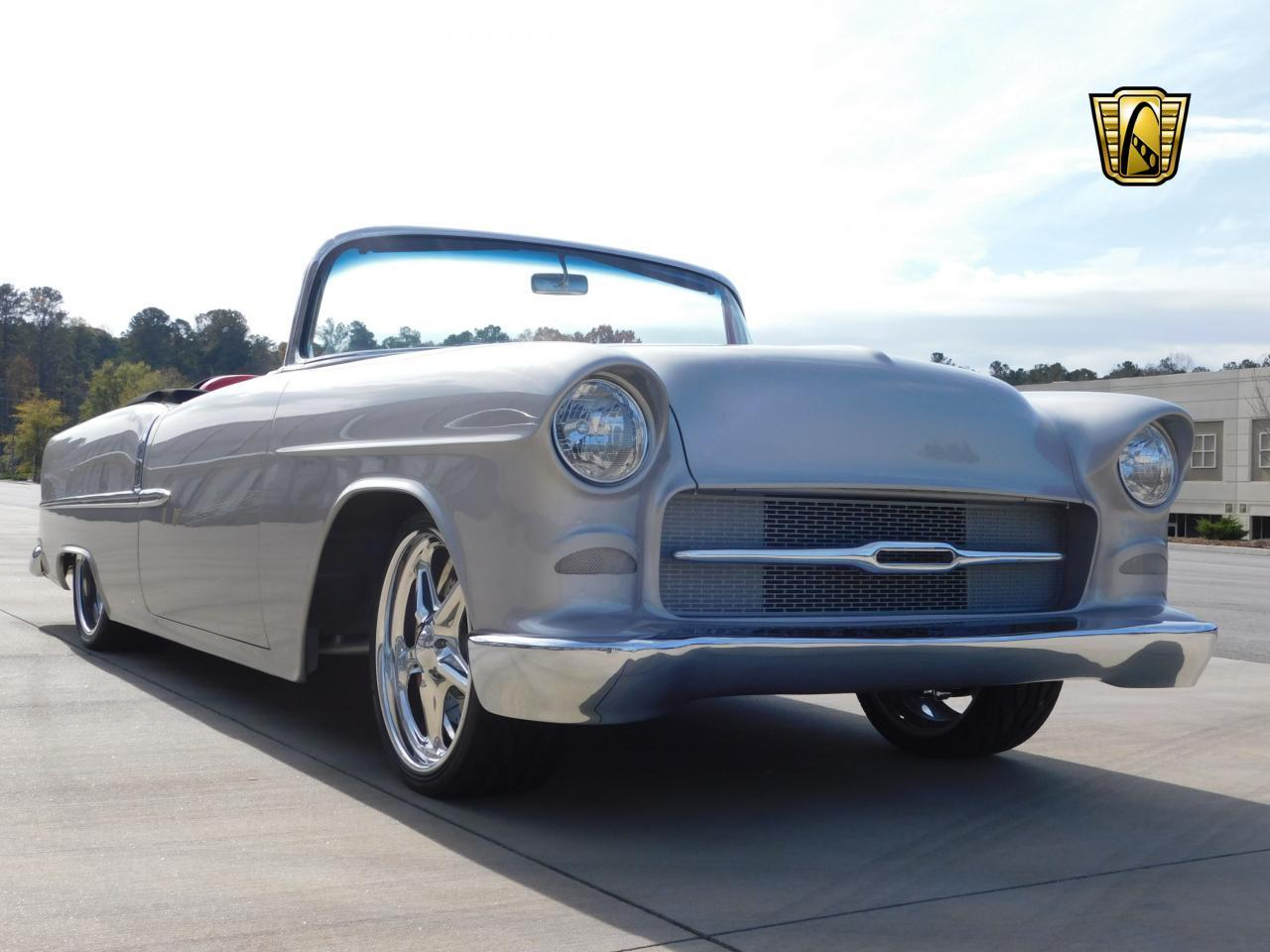 Large Picture of 1955 Bel Air - $199,000.00 Offered by Gateway Classic Cars - Atlanta - MDI3