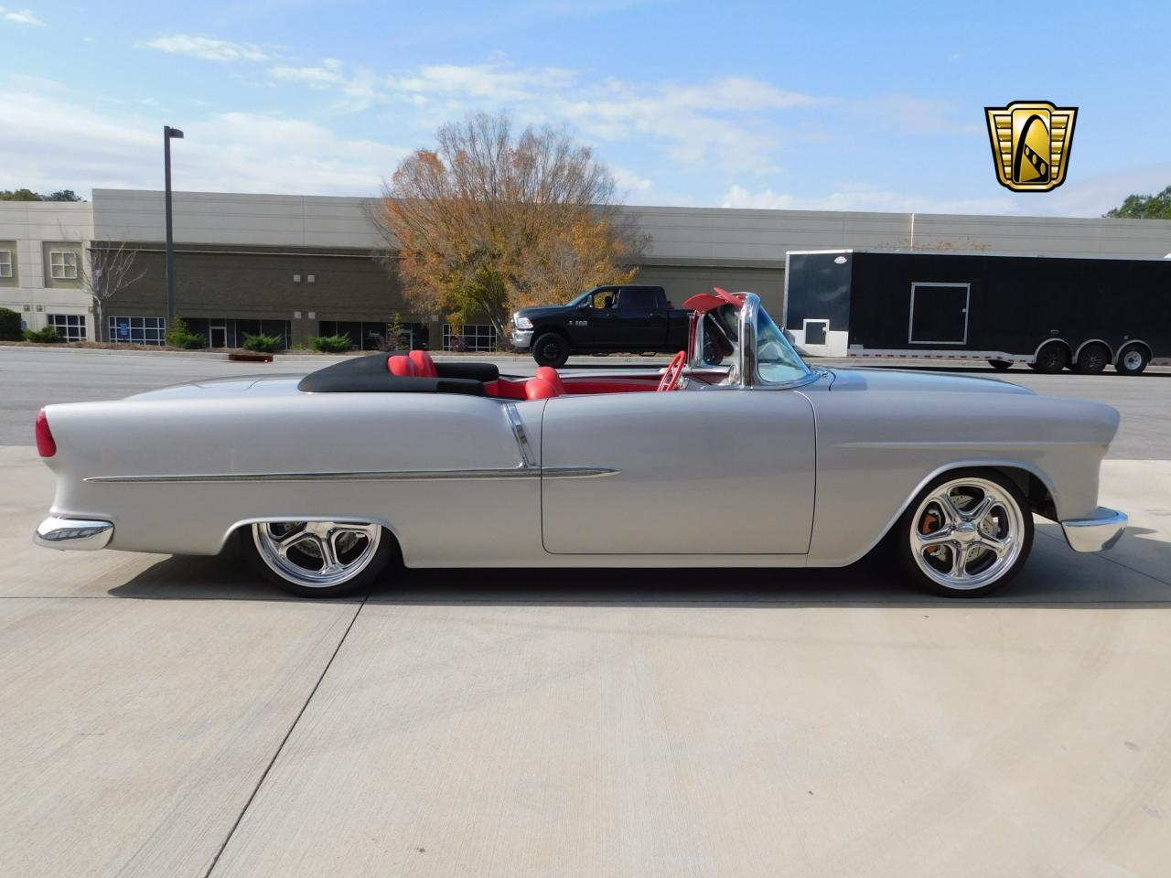 Large Picture of '55 Chevrolet Bel Air located in Georgia - MDI3