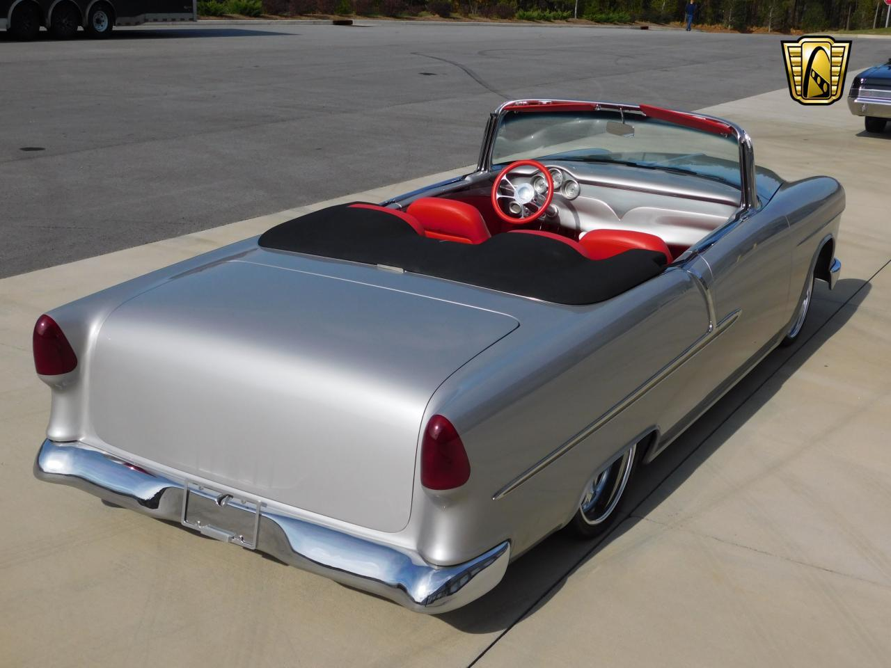 Large Picture of Classic 1955 Chevrolet Bel Air located in Alpharetta Georgia Offered by Gateway Classic Cars - Atlanta - MDI3