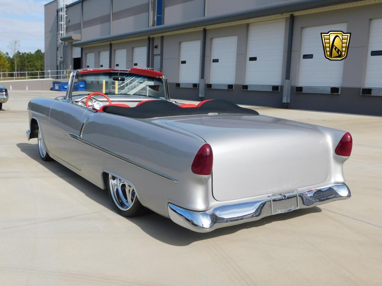 Large Picture of '55 Chevrolet Bel Air - $199,000.00 Offered by Gateway Classic Cars - Atlanta - MDI3