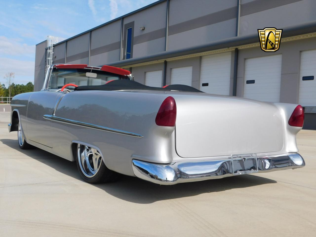 Large Picture of Classic 1955 Bel Air located in Alpharetta Georgia Offered by Gateway Classic Cars - Atlanta - MDI3