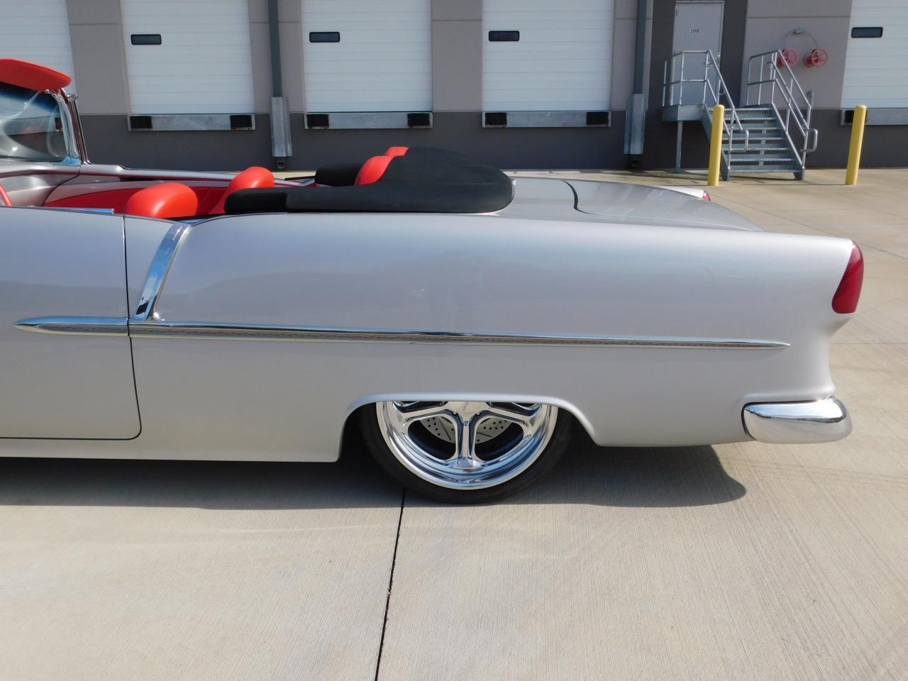 Large Picture of Classic '55 Chevrolet Bel Air located in Georgia - $199,000.00 Offered by Gateway Classic Cars - Atlanta - MDI3