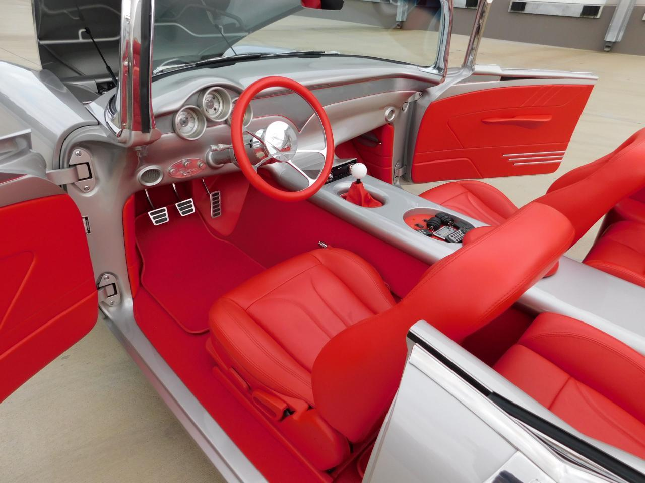 Large Picture of Classic 1955 Chevrolet Bel Air located in Georgia - $199,000.00 Offered by Gateway Classic Cars - Atlanta - MDI3