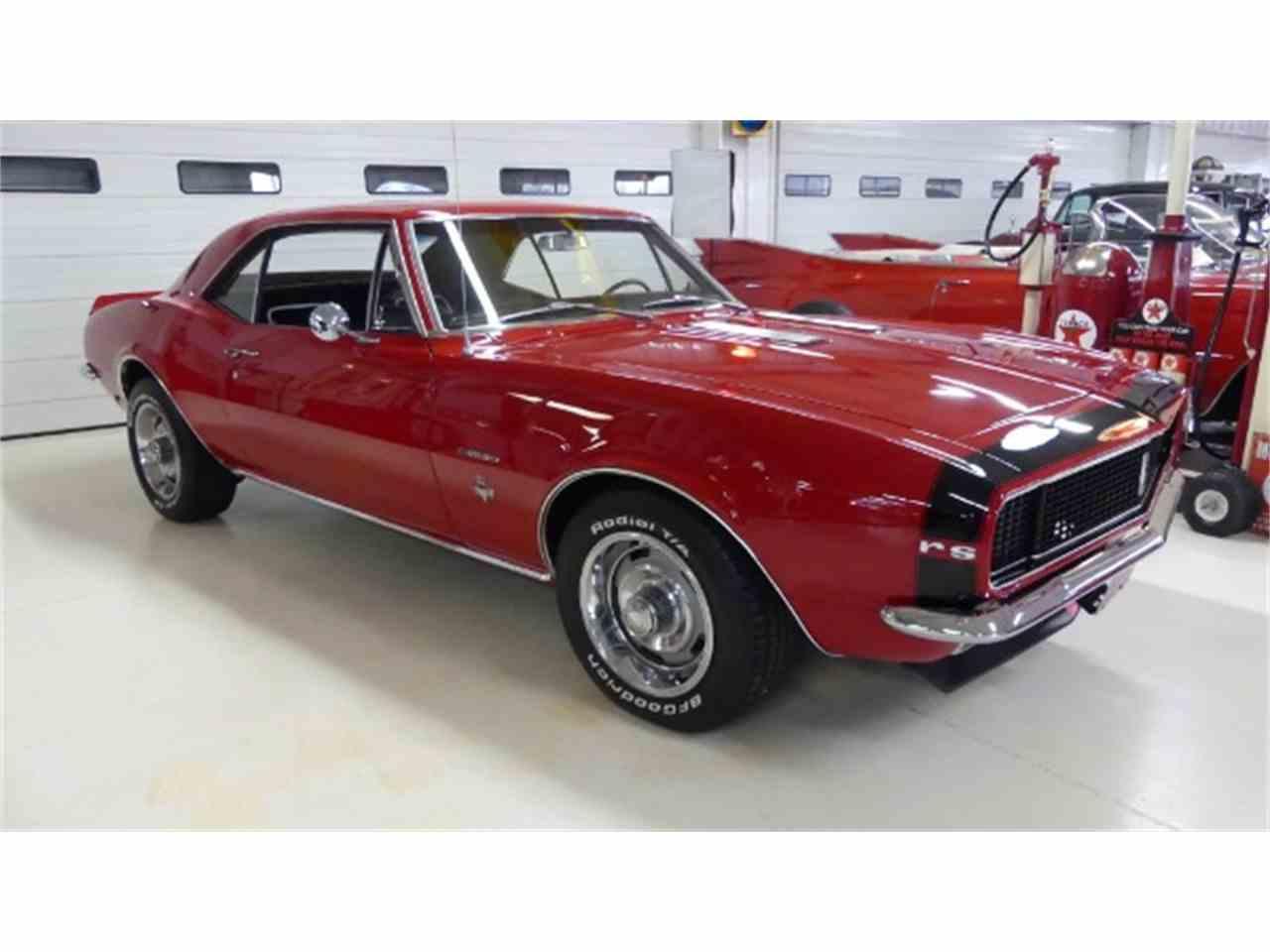 1967 Chevrolet Camaro for Sale | ClassicCars.com | CC-1043947