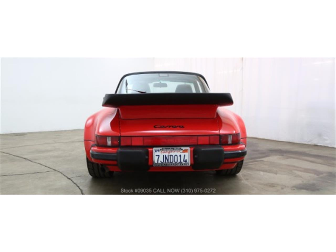 Large Picture of '89 Porsche Carrera located in Beverly Hills California - MDIP