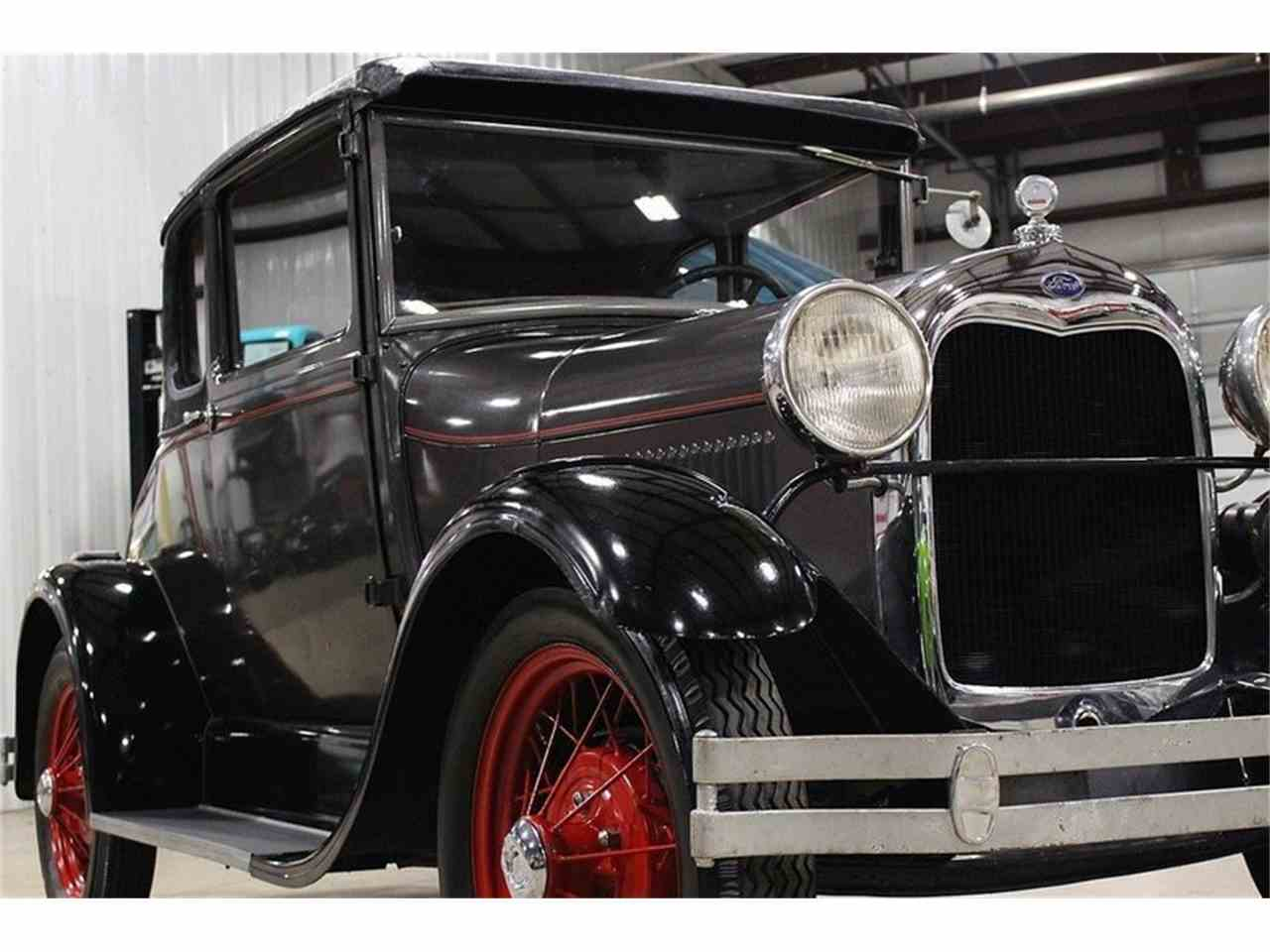 Large Picture of '28 Model A - MARW