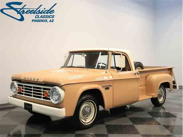 Picture of Classic '67 D100 Offered by  - MARZ