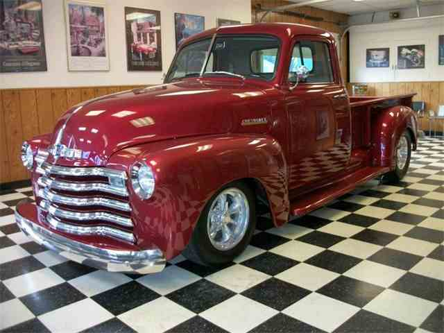 Picture of '53 Chevrolet 3100 located in Farmington Michigan Offered by Yono Brokerage Services, Inc. - MDKF