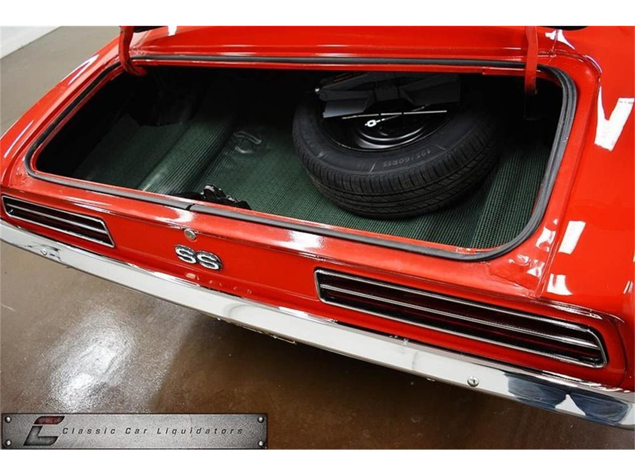 Large Picture of '69 Camaro SS - MDKO